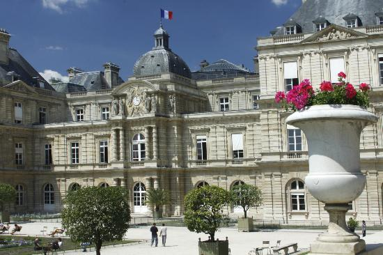 Luxembourg-haverne: Luxembourg Palace