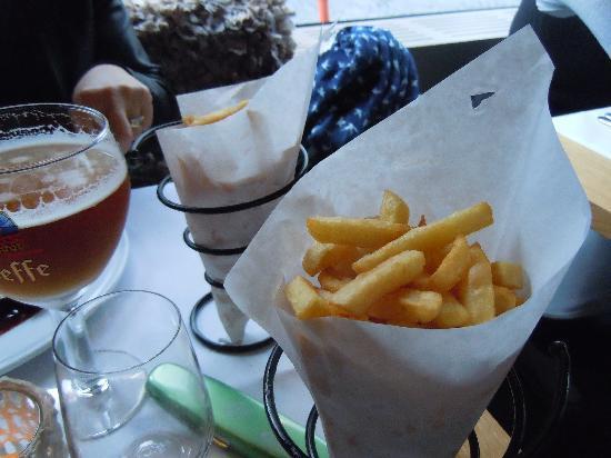 De Pepermolen: patatine fritte
