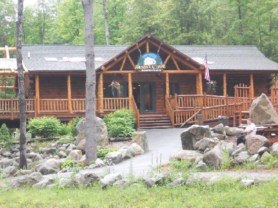Adirondack Extreme Adventure Course: Adirondack Extreme