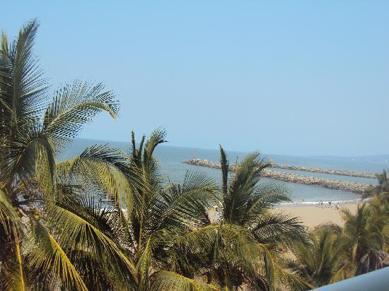 Villa Varadero Hotel & Suites: la vista desde la habitacion ...