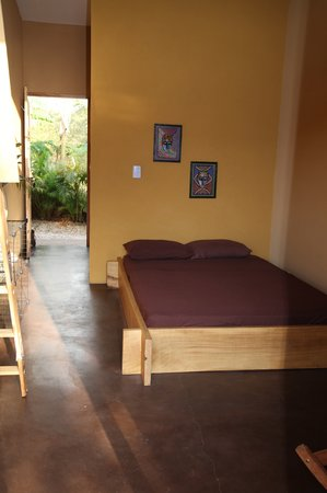 Cada luna..Cabinas : Rooms with 2 bed double