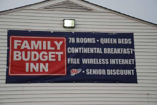 Family Budget Inn