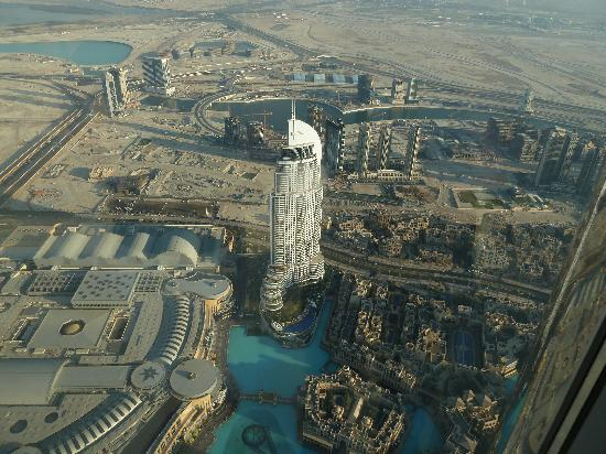 The Address Downtown Dubai: Observation Deck Burj Khalifa
