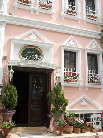 Romantic Hotel Istanbul: lovely Romantic Hotel