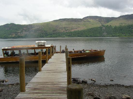 Abacourt Guest House: The Derwentwater Launch