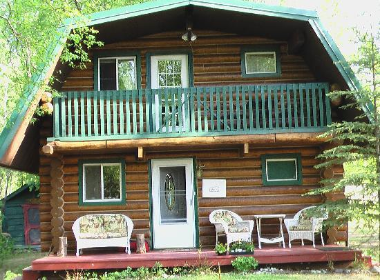 Front of a B&B on C
