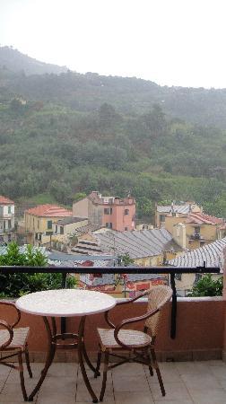 Hotel Villa Steno: Balcony View