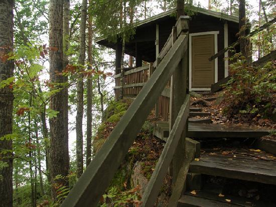 Yli-Kaitalan Lomamokit - Cottages : K-012