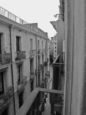 Hostal Campi: Balcony