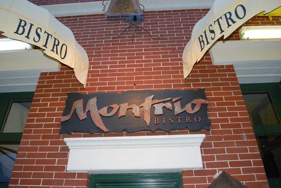 Montrio Bistro : exterior