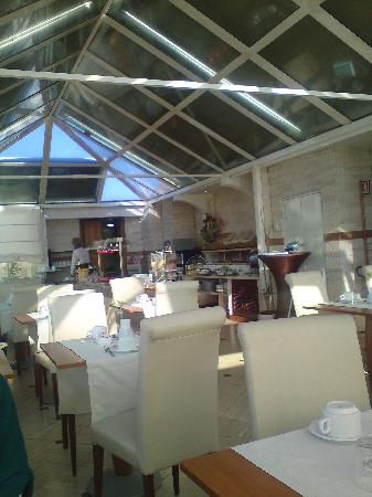 Exe Domus Aurea: Breakfast room