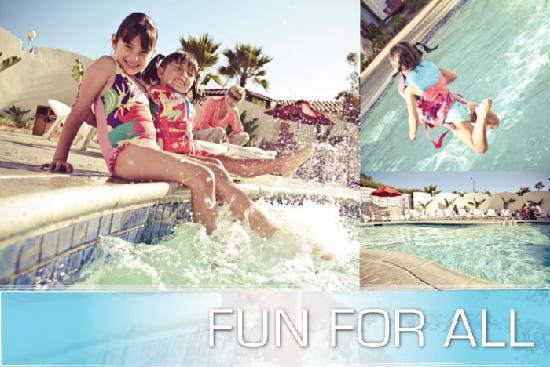 Corona Hotel & Spa: Our Pool