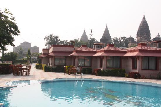 Hotel Orchha Resort