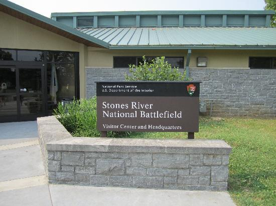 Stones River National Battlefield: Visitor's Center