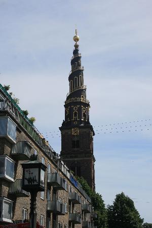 Copenhague, Dinamarca: Our Saviours Church
