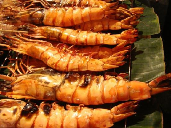 Filipino Market: Fresh Grilled Seafood