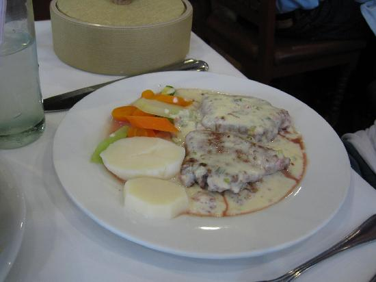 Restaurante El Cardenal: Meat very tender