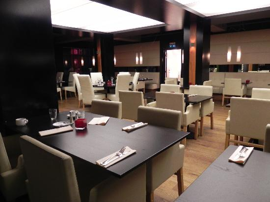 CenterHotel Thingholt : Breakfast room