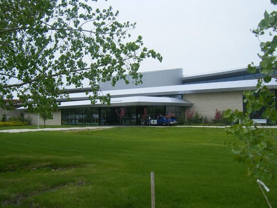RCMP Heritage Centre : RCMP Building