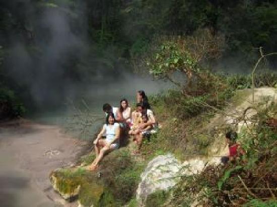 Mount Apo: Natural Hot Springs 3