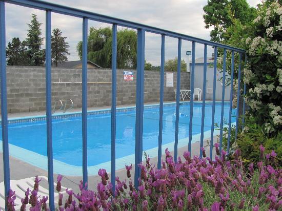 Grants Pass Travelodge: Swimming Pool