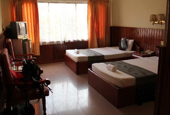 Freedom Hotel: Rooms were very clean and spacious