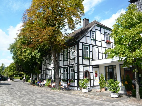 Landhotel Altdeutsche