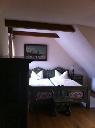 Schloss Schänke Hotel: double room