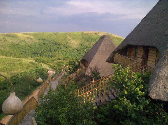 Kibale National Park, ยูกันดา: Cottages
