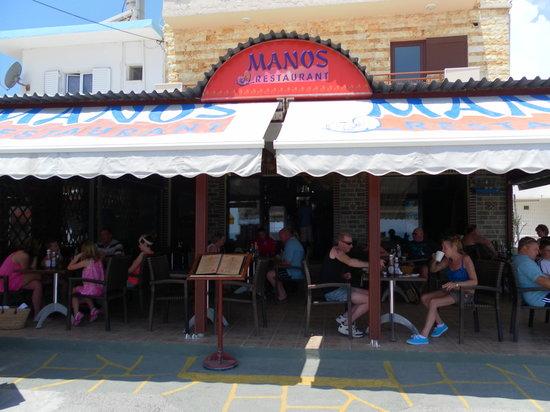 Manos' Fish Restaurant: Manos