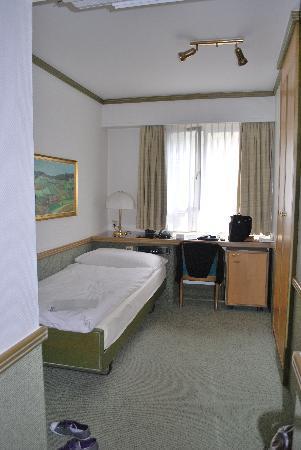 Arlette Am Hauptbanhof Hotel: Single room