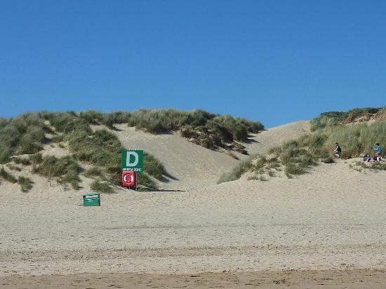 Dunes at Camber