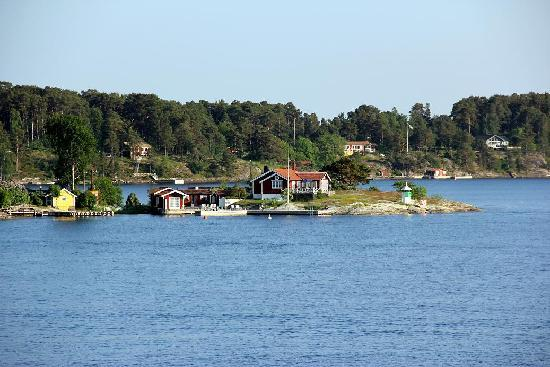 Dalarö, Suecia: View from our room 2