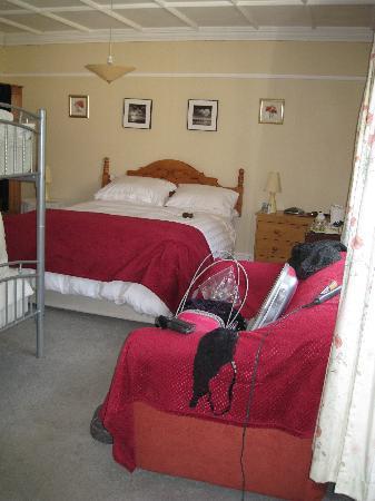 Elloe Lodge: Bedroom
