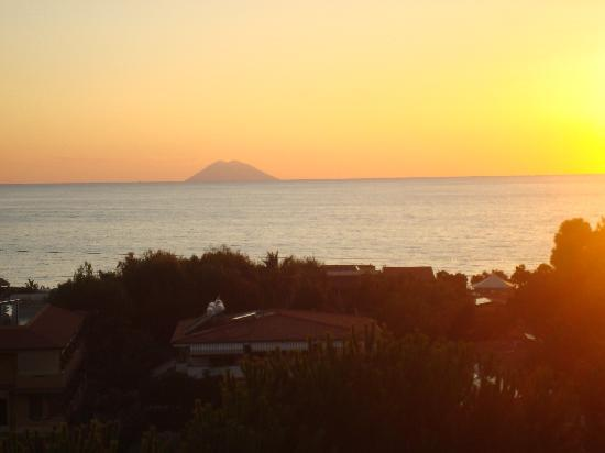 Hotel Scoglio del Leone: Che panorama!!!