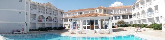 Meridien Beach Hotel: Hotel