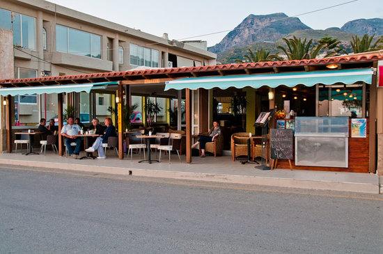 PLATIA BAR - Plakias , Crete