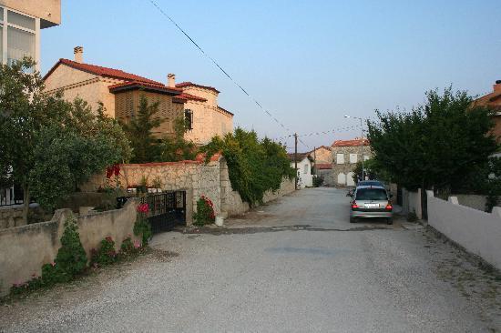 Incirliev Alacati: Side streets