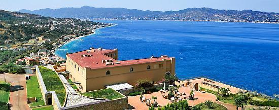 Photo of Hotel Altafiumara Resort & SPA at Via Petrello, Villa San Giovanni 89018, Italy