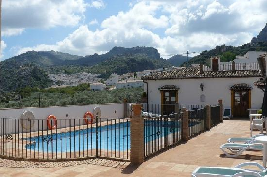 Casas de Montejaque: The view from the rental cottage