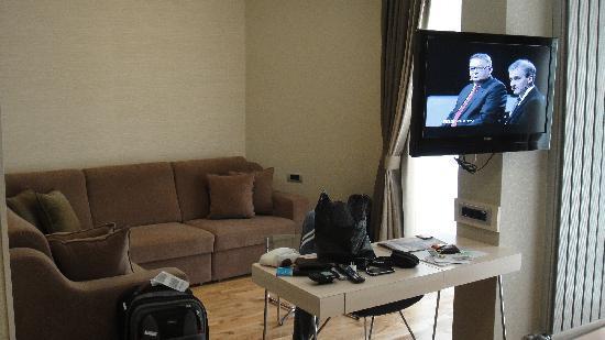 Troya Hotel: LCD