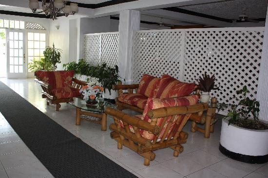 Hotel Tim Bamboo: Timbamboo Foyer