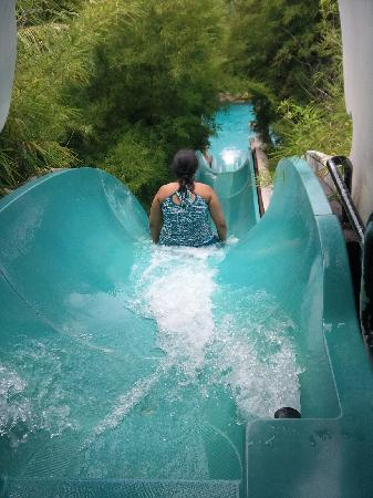 Hyatt Regency Hua Hin: Water Slide