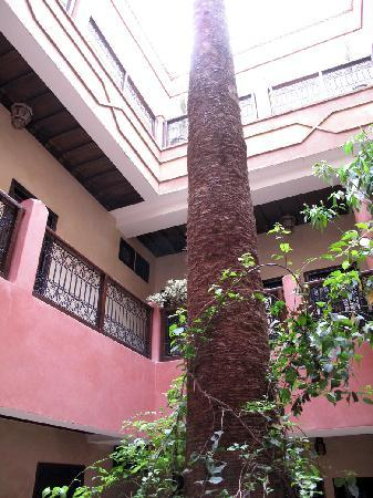 Hotel Cecil Marrakech: The Courtyard