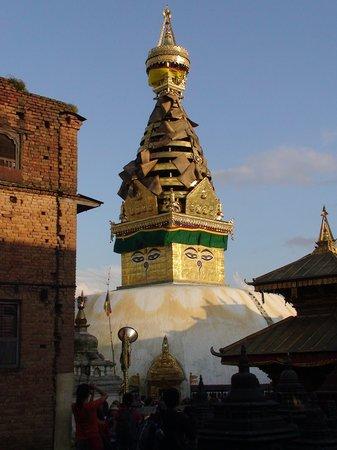 Templo de Swayambhunath