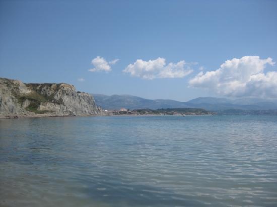 Cephalonia Palace Hotel: beach