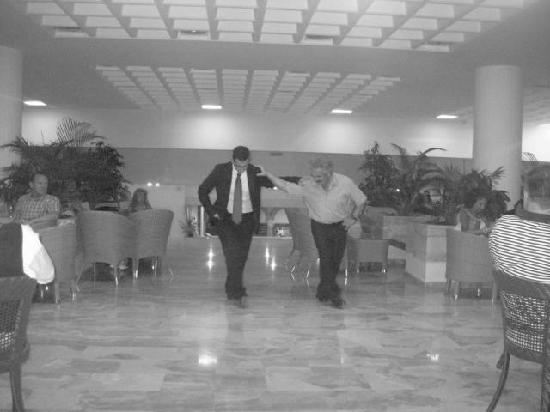 Cephalonia Palace Hotel: owners