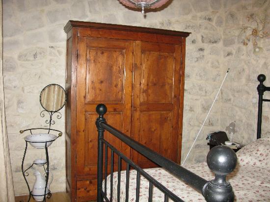 Le Dimore dei Venti: Наша спальня