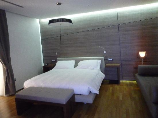 Berg Luxury Hotel: room
