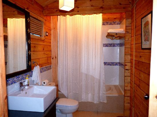 Bogmalo, Índia: The bathroom